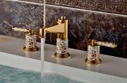 2016 New BWI Three Hole Basin Faucet