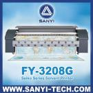 720 dpi Digital-lösender Drucker