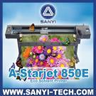 Großes Format-Textildrucker