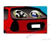 Static Car Window Film