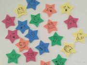 DIY Craft Kits - Fun Foam Shapes-Star Of David