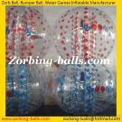 Boule de butoir de bulle de corps