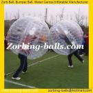 Boule de football du football de bulle