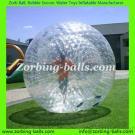 Corps de marche Zorbing de rouleau de l'eau humaine de butoir de hamster du football de bulle du football de boule de Zorb