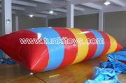 Water Blob Trampoline Iceberg Inflatable Climbing Water Sport Game