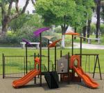 아이들 옥외 운동장 장비