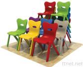 아이 플라스틱 의자, 의자를 겹쳐 쌓이는 아이들 유치원 가구