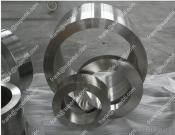 Titanium Ring, Titanium Forged Ring, Titanium Metal