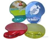 2-Pc Translucent Gel Mouse Pad-G-5216