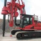 Liebherr Rotary Piling Kelly Bar For Hydraulic Drilling Rigs Bauer CMV Drilling Machine Kelly Bar Auger