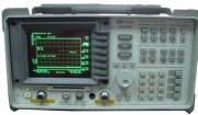 De Analysator Spetrum van Agilent 8591E