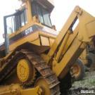 De Bulldozers van het Kruippakje van Caterpillar (Kat, D7R)
