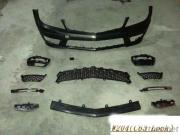 Mercedes Benz W204 Front Bumper Set