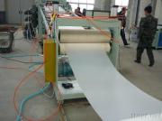 HIPS Sheet Extrusion Machine