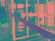 HDPE Spiral Winding Pipe Machine