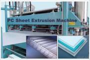 Polycarbonate Sheet Extrusion Plant