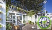 Het groene Huis van de Container van de Energie