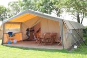 Canvas Family Camping Safari Tent