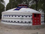 Luxury China Mongolian Yurt Tent