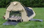 Canvas Single Swag Tent