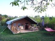 Luxury Family Camping Safari Tent