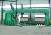 Dish Head Flanging Machine