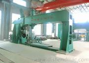 Dished Heads Flanging Machine