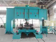 Dish End Press Machine