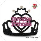 Birthday Princess Hair Accessories Toy Tiara Crown
