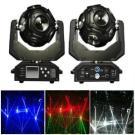 12X10W RGBW LED Football Light Moving Head Beam
