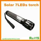 Solar Torch, Aluminum Solar Torch