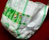 Crawler Diaper