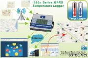 GPRS Temperature Logger Remote Temperature Managerment