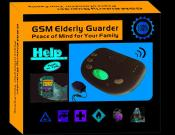 GSM Kids Guard/Senior and Elderly Living Helper Medical Alarm