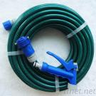 Wholesale Flexible PVC Garden Hose with Hose Cart Reel Hanger