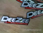 Custom Aluminum Adhesive Label