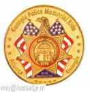 Custom Die Cast Badges