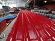PVC Glazed Tile Extrusion Line