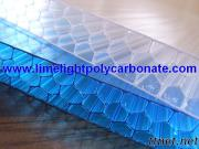 Polycarbonate Honeycomb Sheet, Alveolate Polycarbonate Sheet