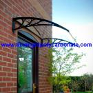 Polycarbonate DIY Awning, Door Canopy, Window Awning