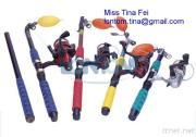 Non-Slip Heat Shrink Sleeve For Fishing Rods