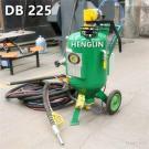 DB225 Dustless Blasting Machine