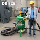 DB225 Soda Sand Blasting Machine