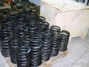 Горячая спиральная пружина