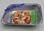 Disposable Aluminum Foil Half Pan