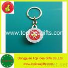 2015 Custom Promotional Reuse Fashionable Classic Metal Keychain