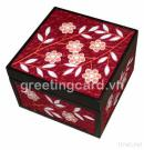 Jewelry Box Quilling Quilling Paper Art Handmade Card