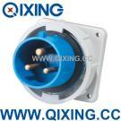 CEE Industrial Panel Mounted Plug