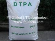 DTPA China Water Treatment Softener Chelating Agent Paper Textile Food Medicine Agriculture Stabilize Pesticide Crystal Granular 67-43-6