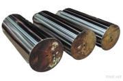 Bar van het Staal van de inductie de Harde Chroom Geplateerde - Globale Vloeistof